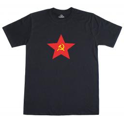 Russian Hammer And Sickle CCCP Red Star