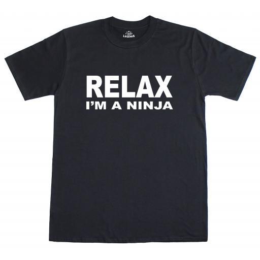Relax I'm A Ninja