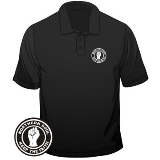 Northern Soul Polo