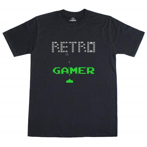 Retro Gamer Arcade T-Shirt