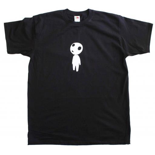 Kodama Tree Spirit T Shirt