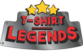 t shirt legends