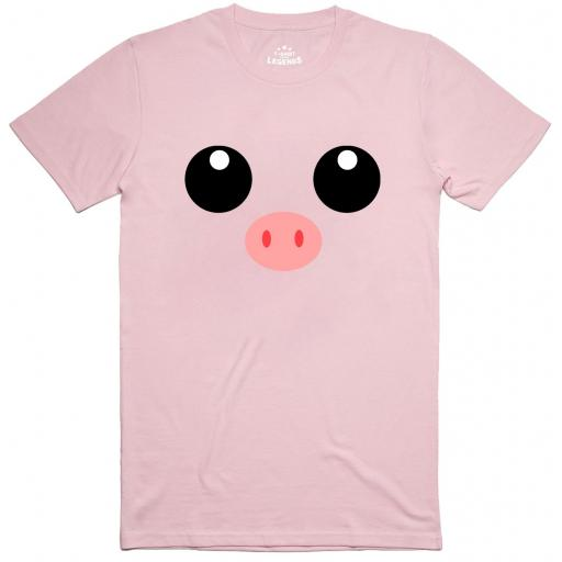 Funny Pig T Shirt